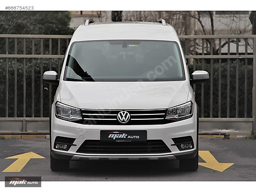 7b2c75be4839c8 Vehicles   Minivans   Panel Vans   Volkswagen   Caddy   2.0 TDI Alltrack