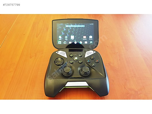 NVidia Shield Portable Android Oyun Konsolu - Nvidia Shield
