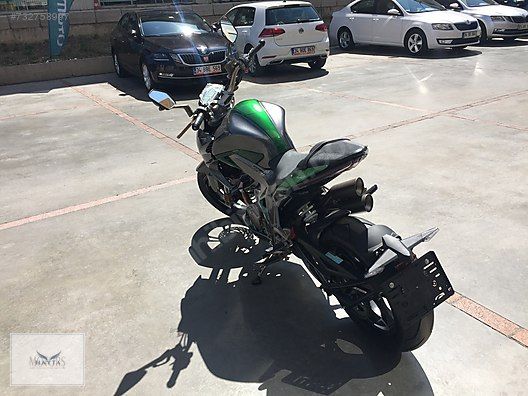 Zontes 310 R 2019 Model Naked / Roadster Motor Motosiklet
