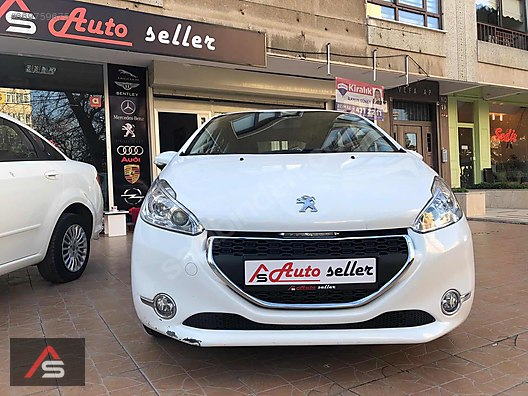 peugeot / 208 / 1.4 hdi / active / -auto seller- 2014 peugeot