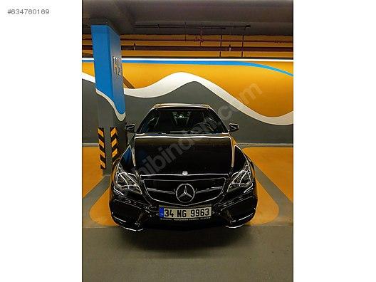 Mercedes Benz E E 250 Amg 7g Tronic 2016 Nisan Has Oto