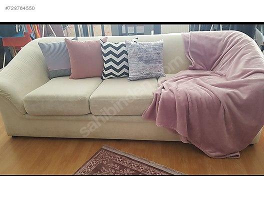 Living Room Furniture Nubuk Kumas Salon Koltuk Takimi At