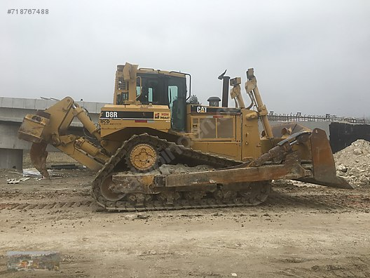 CAT / SATILIK CAT D8 R II DOZER 2002 MODEL at