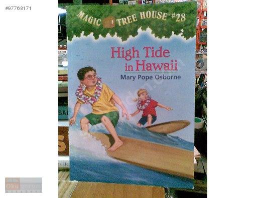 Graded Reader High Tide In Hawaii Magic Tree House 28