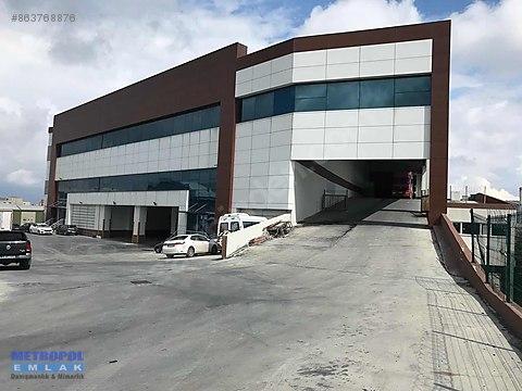 Kıraçta fabrika binası