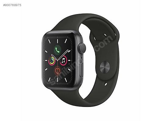 apple watch series 5 44 mm akilli saat