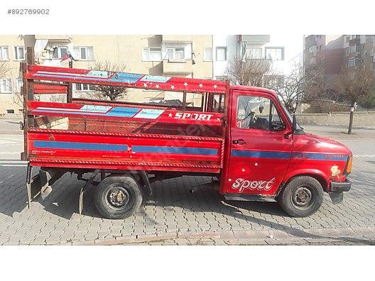 ford trucks transit 120 p model 19 500