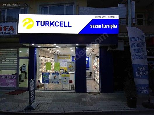 Devren Satilik Turkcell Dsn Plus Bayi Bursagürsu Sahibindencomda