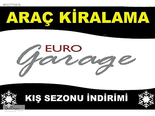Renault Symbol Euro Garage Car Rental Adrese Teslim 7 24