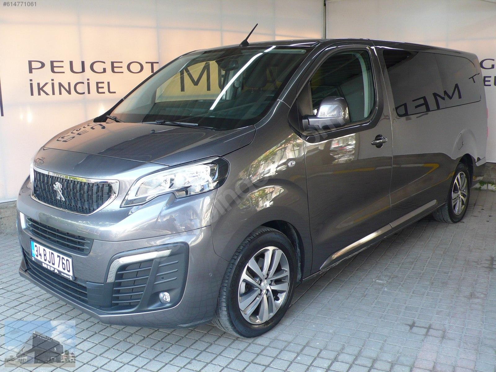 Peugeot Expert 2.0 BlueHDI 2018