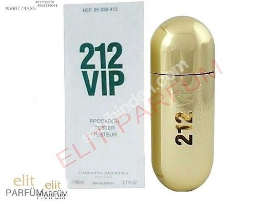 Carolina Herrera 212 Vip Edp 80ml Bayan Parfümü Toptan Fiyatına At