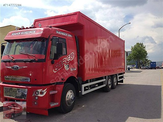 Ford Otosan Cargo Ankara Emirhandan Kamyon Ve