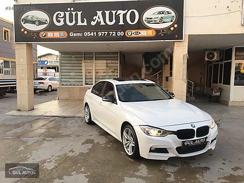 BMW 3.20 XDRİVE 4X4+KATLANIR AYNA+G.GÖRÜŞ+NAVİ+HATASIZ+ORJNAL
