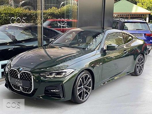 Bmw 4 Series 420i Edition M Sport Cos Garage 2020 0 Km 420i̇ M Sport Li̇ve Cockpi̇t Elk Bagaj At Sahibinden Com 916778541