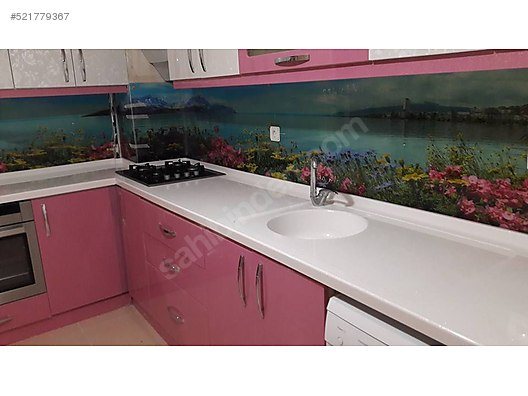 Mutfak Tezgahı dekopol ve mermerit mutfak tezgahı 1. kalite mükenmel İşçilik at