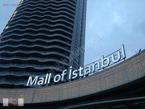 Mall of istanbul 55m2 Eşyalı kiralık residence...