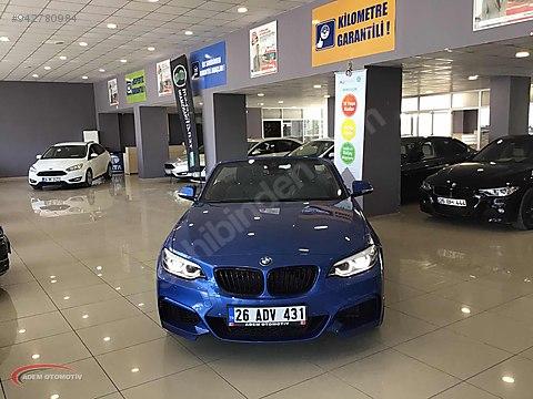 ADEM OTOMOTİV'DEN 51 KM'DE 2020 MODEL BMW 218İ...