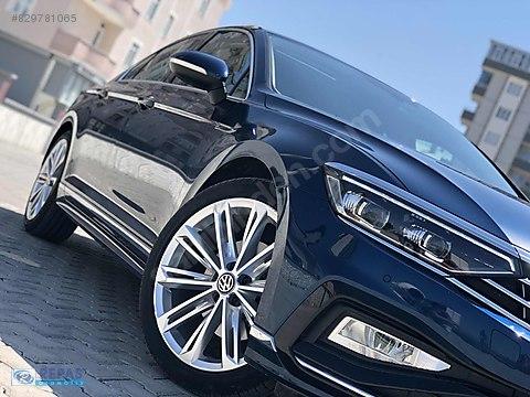 2020 MODEL VW PASSAT 1.6 R-LİNE GARANTİLİ HEMEN...