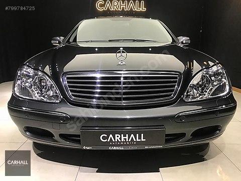 CARHALL AUTOMOBILE HATASIZ S SERİES MERCEDES BENZ...