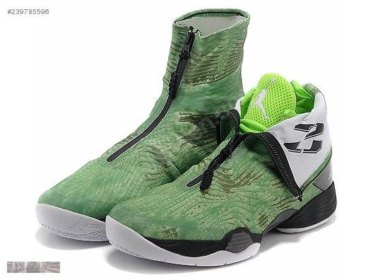 quality design 0e44f a9a3a İkinci El ve Sıfır Alışveriş   Giyim   Aksesuar   Erkek   Ayakkabı   Spor    NIKE AIR JORDAN XX8 28 ELECTRIC GREEN CAMO ALL STAR 584832 301 ...