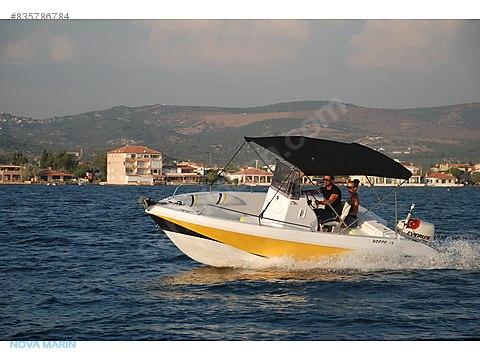 Mercan Yachting BOFOR 19 Sportif Balıkçı Teknesi