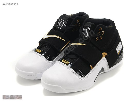 pretty nice c2843 a5d0e NIKE ZOOM LEBRON SOLDIER IV 4 MVP BASKETBALL BLACK 316643 ...
