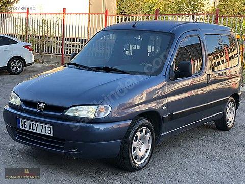 HATASIZ FULL BAKIMLI 2001 Peugeot Partner 1.9 D