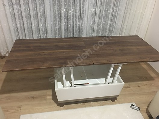 Living Room Istikbal Akilli Sehpa Zenit Smart Sehpa
