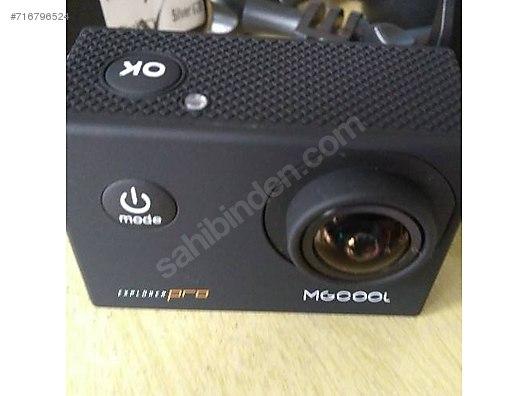 Mgcool Explorer Pro 4K 30 FPS Ve 1080P 60FPS Aksiyon