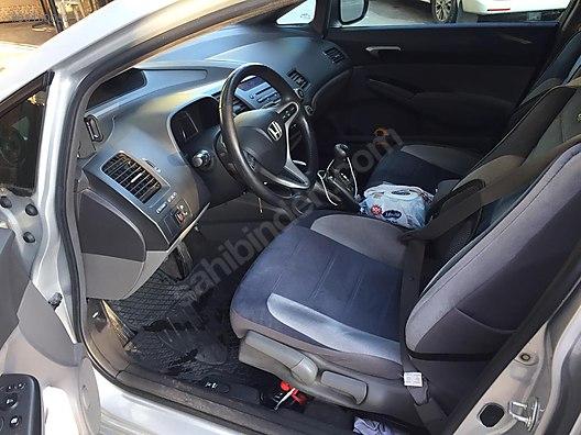 Honda Civic 16i Vtec Premium Sahibinden çok Temiz Satilik