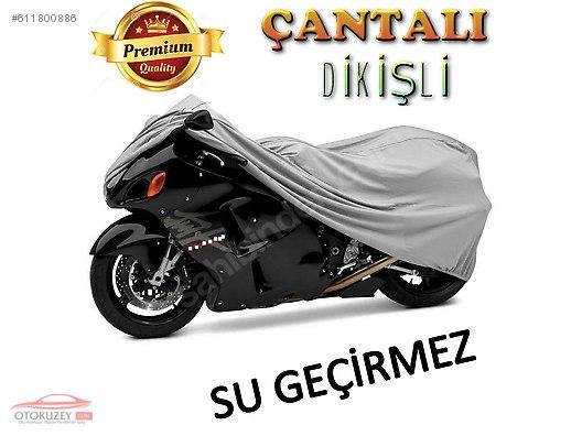 Kawasaki Ninja H2 Motosiklet Branda 123849 Miflonlu Kalın Yedek