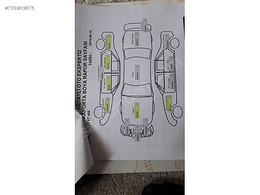 Toyota Corolla 1 6 Xei Ekpertizli Efsane Satista At Sahibinden