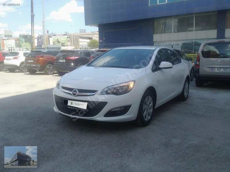 Opel Astra 1.4 T Edition Plus 2019
