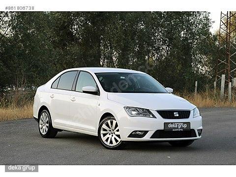 2014 Seat Toledo 1.6 TDI Style - 154.000 KM - Hatasız...