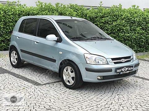 2005 Hyundai Getz 1.5 CRDİ YENİ MOTOR