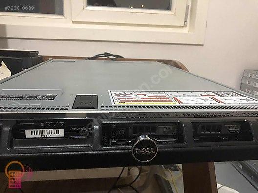 Dell R620 E5-2650v2 H710P 256GB 1866MHz RAM 4 8TB Enterprise