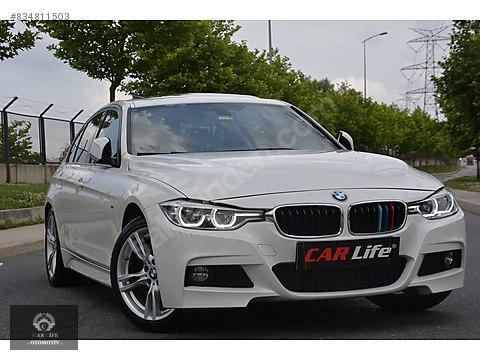 CARLİFE OTO DAN 2016 BMW 3.20İ İÇ DIŞ M SPORT