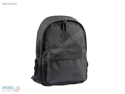 8bce4e9817b44 İkinci El ve Sıfır Alışveriş / Bilgisayar / Aksesuarlar / Laptop  Aksesuarları / Çanta CLASSONE 15.6 Verona L Serisi Siyah Notebook Sırt ...