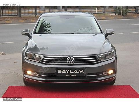 SAYLAM 2015 VW PASSAT 1.4TSI BM COMFORT-ACT-150HP-BAKIMLI