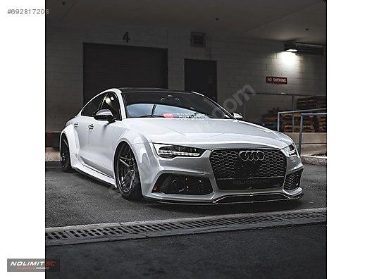 Cars & SUVs / Exterior Accessories / Prior Design - Audi A7 / RS7