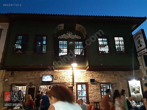 KALEİÇİNİN FIRSAT İŞLETMESİ, DEVREN KİRALIK CAFE...
