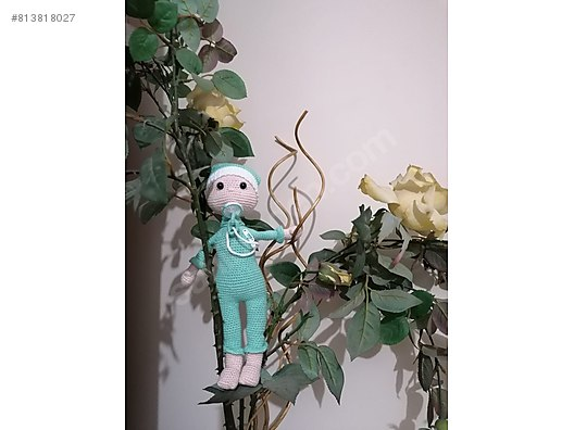 Amigurumi Emzikli Bebek Tarifi | Amigurumi oyuncak bebek, Bebek ... | 396x528