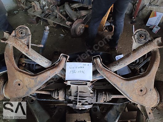 Otomobil Arazi Araci Sanziman Vites Ford Sierra 84 94 Komple Arka Dingil Ve Defransiyel Sahibinden Comda 750820110