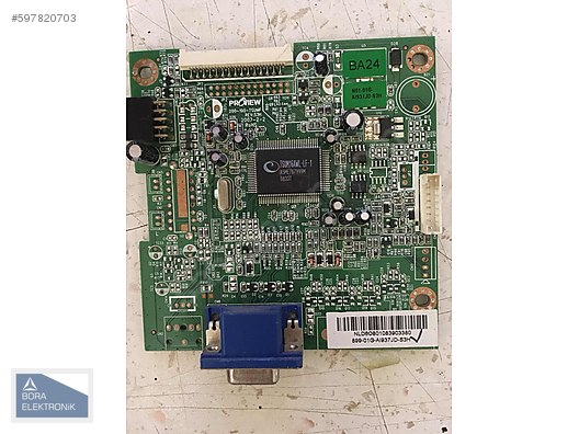 200 100 TSUMF REVS3H 900W PROVIEW LCD MONITOR MAIN BOARD