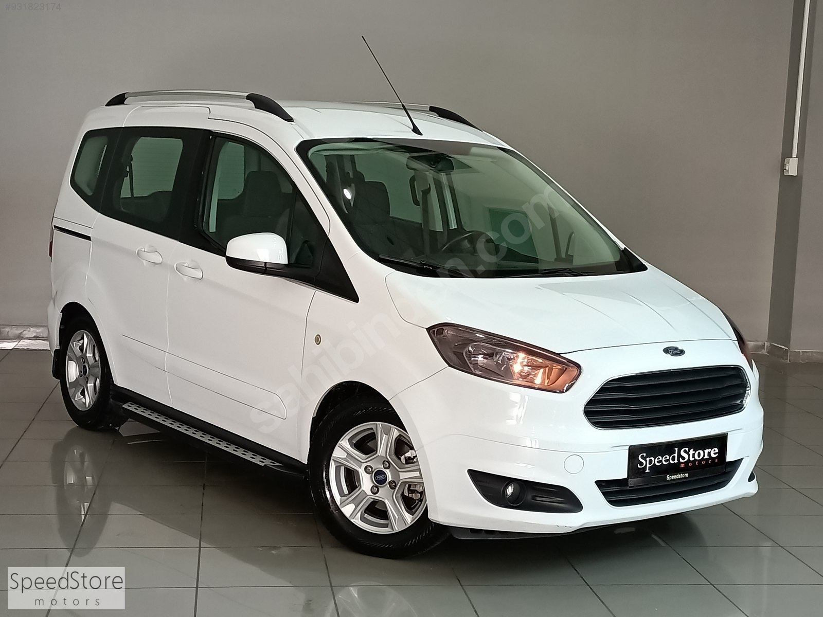 2015 96BİN KMDE FORD TOURNEO COURİER DELUXE 95HP