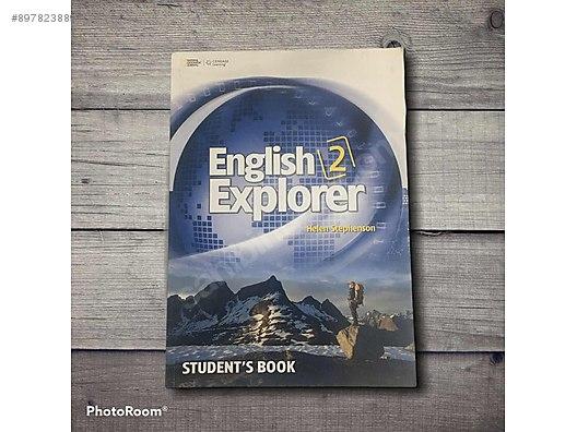 english explorer2 ingilizce egitim seti