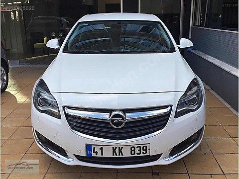 Opel İnsignia 1.6 CDTİ Cosmo