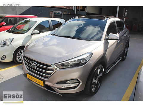 ERSÖZ'DEN- 2016 HYUNDAİ TUCSON E.PLUS RED PACK...
