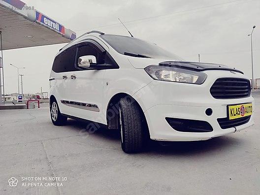 Ford Tourneo Courier 1 6 Tdci Journey Trend Opsiyonludur2016 Model Otomobil Ruhsatli Courier Sahibinden Comda 843827968