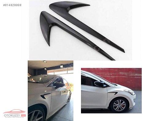 Otomobil Arazi Araci Dis Aksesuar Ford Sierra S Max Edge Camurluk Venti Piano Black Ikili Takim Sahibinden Comda 814829998